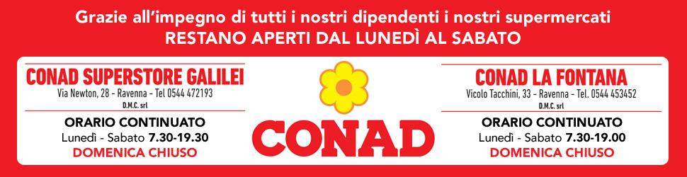 CONAD APERTI BILLB 22 -31 03 20