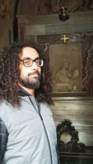 Enrico Mazzone Tomba Di Dante