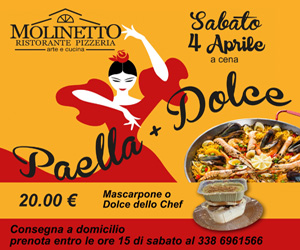 MOLINETTO PAELLA HOME MRT 31 03 – 04 04 20