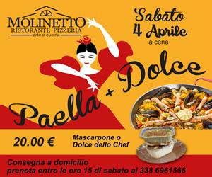 MOLINETTO PAELLA HOME MRT 31 03 – 04 04 20