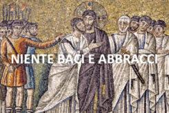 Mosaico Baci E Abbracci