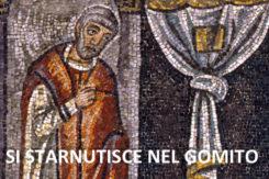 Mosaico Starnutire Gomito
