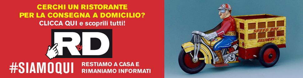 SIAMO QUI CONSEGNE A DOMICILIO BILLB 20 03 – 31 05 20