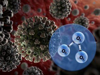 Disinfezione Ozono Coronavirus 1