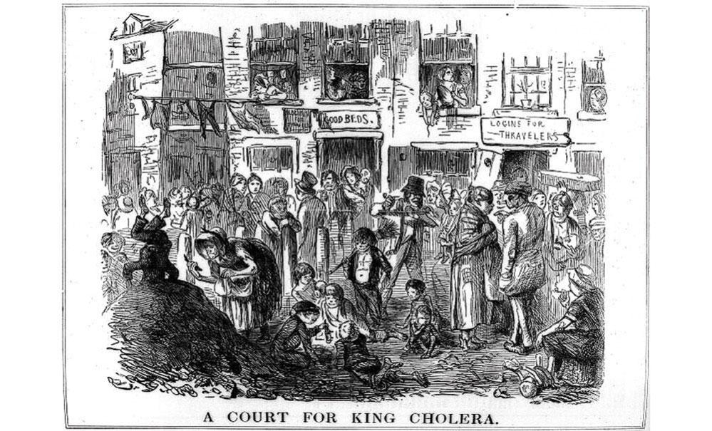 Longon Cholera