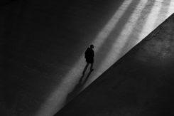 Man Walking On Floor 764880