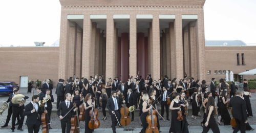 Orchestra Cherubini Foto Silvia Lelli