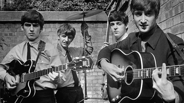 Beatles Please Me