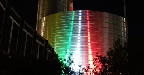 Foto Centrale Enel Porto Corsini Tricolore