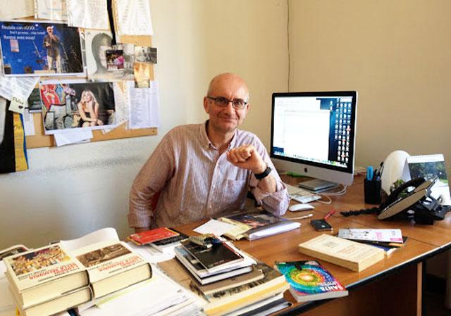 Franco Masotti Ufficio