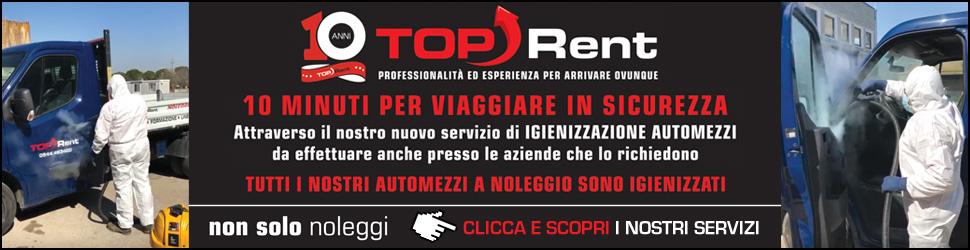 TOP RENT BILLBOARD TOP 09 – 16 04 20