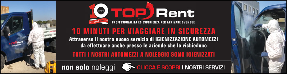 TOP RENT BILLBOARD TOP 09 – 16 04 20