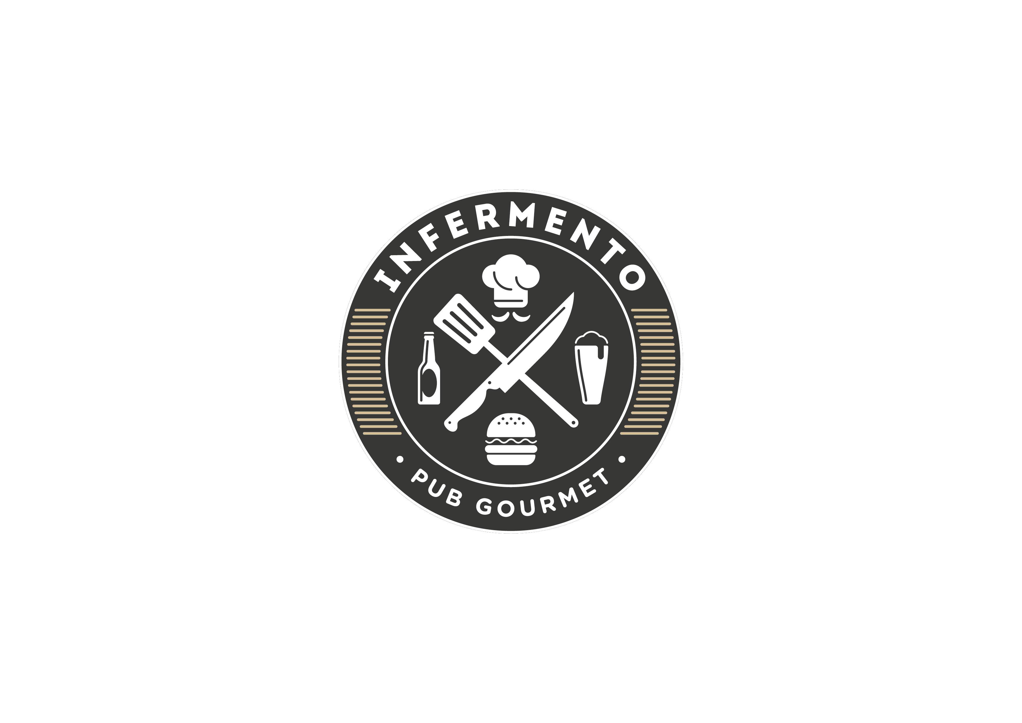Infermento Logo Grigio 04