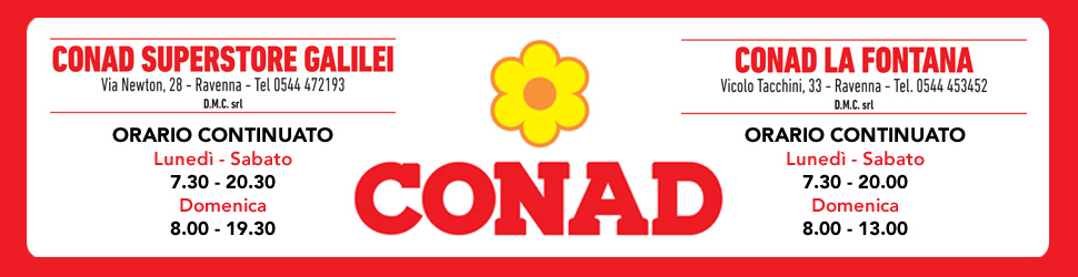 CONAD APERTI BILLB 22 03 20 – 30 09 21