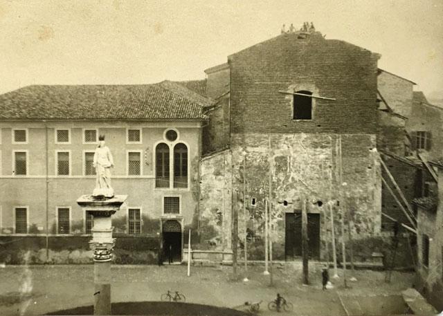 San Girolamo Piazza Duomo