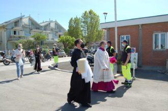 Arrivo Vescovo