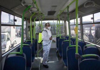 Autobus Coronavirus