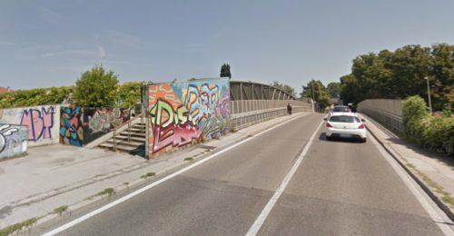 Ponte Teodorico Oggi