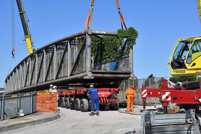 Ponte Teodorico Cantiere 5