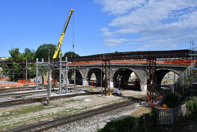 Ponte Teodorico Cantiere 6