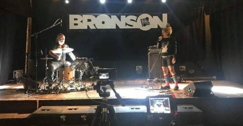 Bronson Ovo