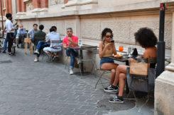 Tavolini Centro Ravenna Via Novembre