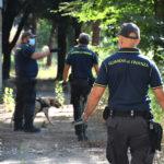 CONTROLLO POLIZIA LOCALE RAVENNA E CINOFILI GUARDIA DI FINANZA OSTELLO DANTE RAVENNA