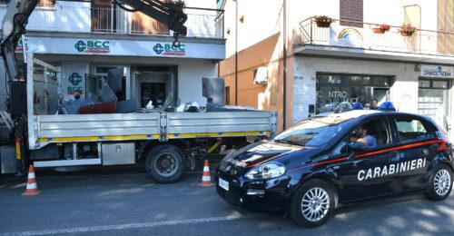 BANCOMAT SALTATO BANCA CREDITO COOPERATIVO RAVENNATE E IMOLESE A SAN PIETRO IN VINCOLI (RA)