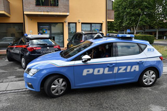 Rapina A Classe Polizia