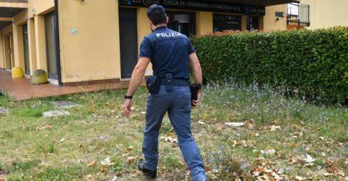 Rapina A Classe Poliziotto