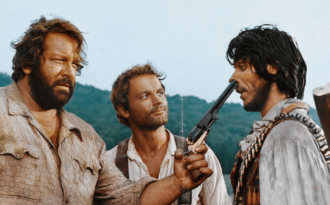 H!lo Chiamavano Trinita Bud Spencer Terence Hill Cover Cinefacts Cover 1