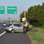 INCIDENTE MORTALE A14 BIS SVINCOLO BAGNACAVALLO (RA)