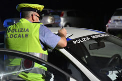 CONTROLLI STRADALI POLIZIA LOCALE RAVENNA MARINA DI RAVENNA