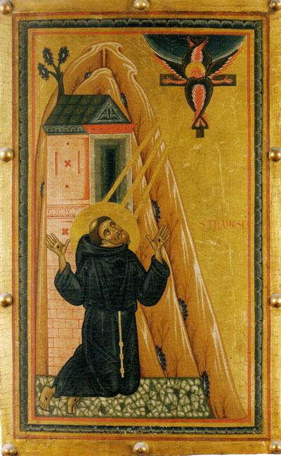 Maestro Della Croce San Francesco Stimmate