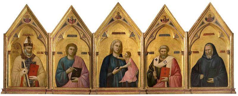 Polittico Giotto