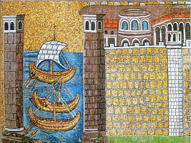 Porto Classe Mosaico