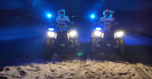 Quad Polizia Locale Spiaggia
