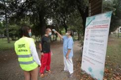 RAVENNA 30/08/2020. TRAIL ROMAGNA Urban Trail, Ravenna Città D'Acque