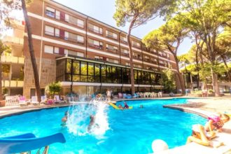 Meridiana Family Nature Hotel Marina Romea