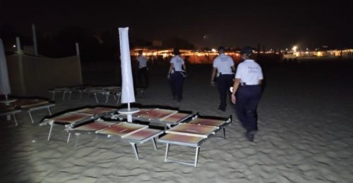 Polizia Locale Spiaggia