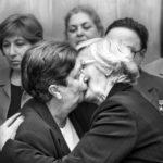 Si Fest Ana Amado, Bacio Socialista Fraterno