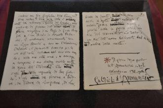 PRESENTAZIONE DELLA MOSTRA: INCLUSA EST FLAMMA. RAVENNA 1921: SETTECENTENARIO DELLA MORTE DI DANTE BIBLIOTECA CLASSENSE RAVENNA