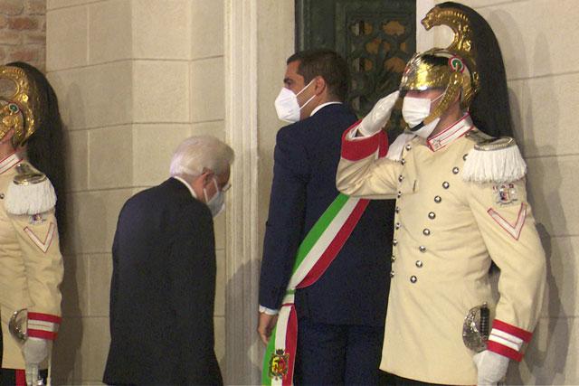 Dante Mattarella Sindaco