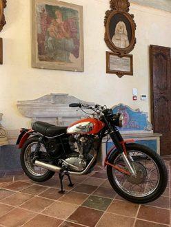 Moto In Rocca