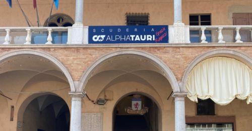 Alpha Tauri Municipio Faenza