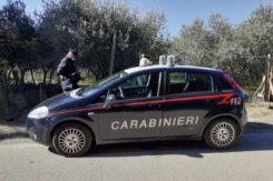 Carabinieri Via Staggi Aggressione