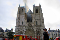 Nantes Cattedrale