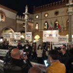 Palestre Protesta Piazza