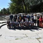 Parco Pace Restauro Foto Di Gruppo