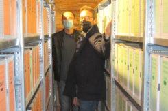 Faenza, Archivio Settore Territorio Lucio Angelini E Luca Ortolani